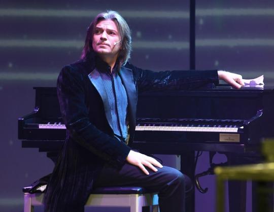 Дмитрий Маликов. «PianomaniЯ»