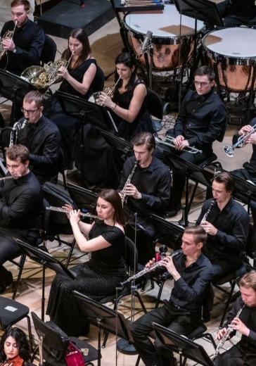 Российский национальный молодёжный симфонический оркестр, Александр Лазарев, Александр Канторов logo