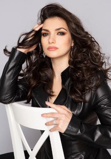 Лена Белкина, меццо-сопрано logo