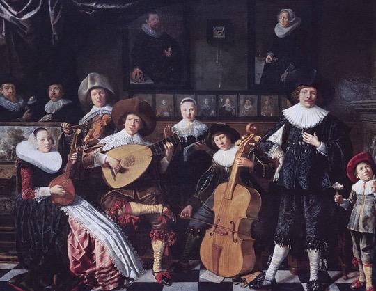 «Музыка барокко»