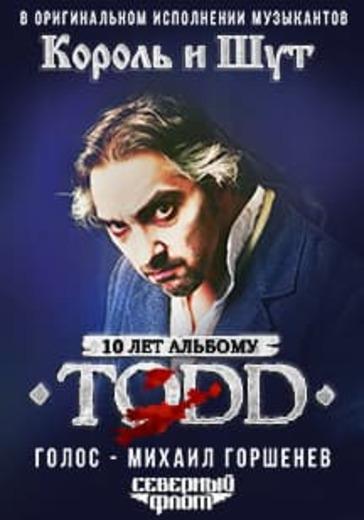 Todd 10 лет альбому. Северный флот logo
