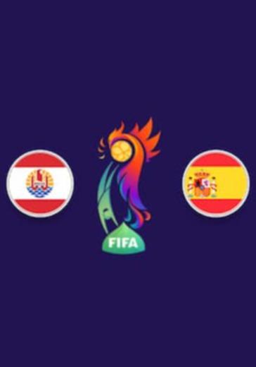 ЧМ по пляжному футболу FIFA, Таити - Испания logo
