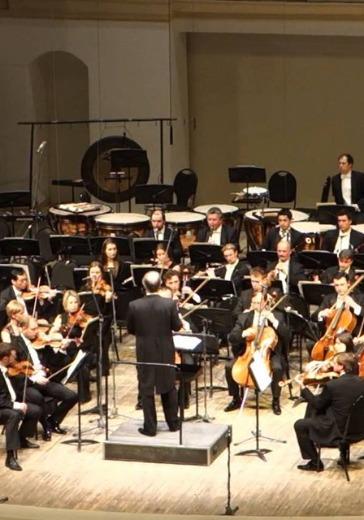Концерт оркестра Мариинского театра logo