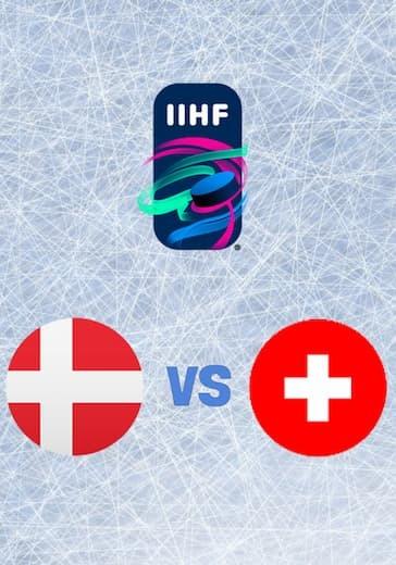 Чемпионат мира по хоккею. Дания - Швейцария logo