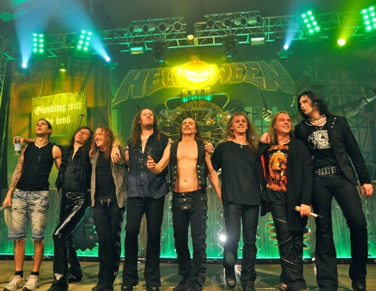 Helloween - United Alive World Tour Part II