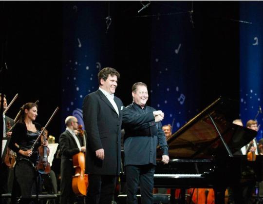 XV международный фестиваль «Звезды на Байкале». Денис Мацуев и друзья — «Классика в джазе»