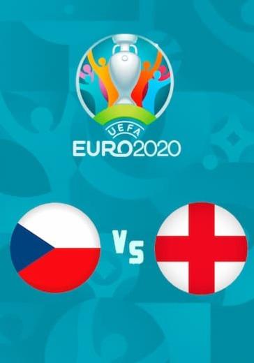 Чехия - Англия, Евро-2020, Группа D logo