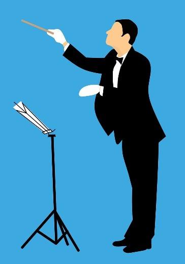 Международный конкурс хоровых дирижёров logo
