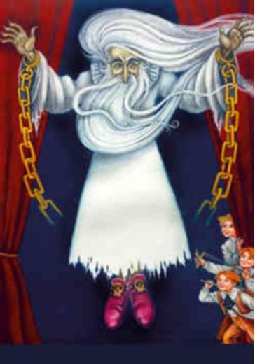 Кентервильское привидение logo