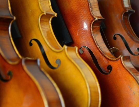 Вечер дуэтов для скрипки и альта