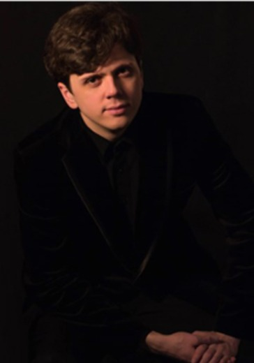 Сольный концерт Никиты Абросимова (фортепиано) logo