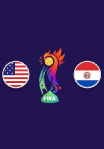 ЧМ по пляжному футболу FIFA, США - Парагвай logo