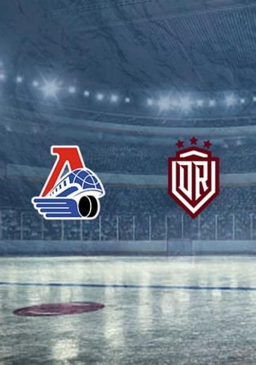 ХК Локомотив - ХК Динамо Р logo