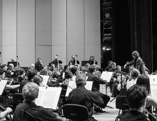 Государственный симфонический оркестр «Новая Россия», Юрий Башмет, Алена Баева