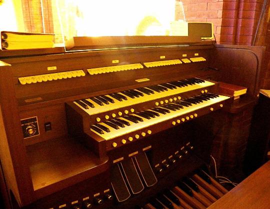 Знакомство с органом. Музыкальное путешествие для всей семьи