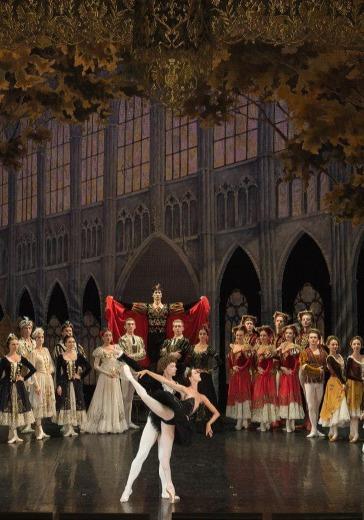 Лебединое озеро. Премьера классического балета с видеоэффектами logo