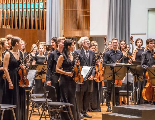 Молодежный симфонический оркестр Санкт-Петербурга