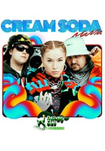 Cream Soda  logo