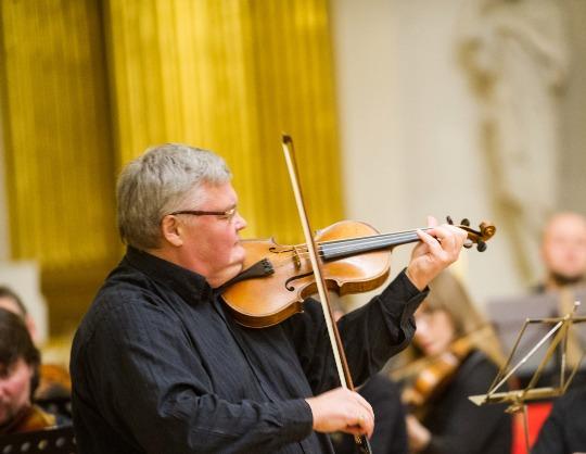 С. Стадлер. Симфонический оркестр Санкт-Петербурга