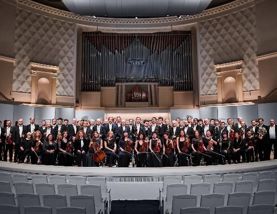Российский национальный оркестр, Андрей Рубцов, Дмитрий Шишкин