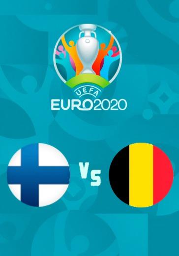 Евро 2020, Группа B, матч 28 Финляндия - Бельгия logo