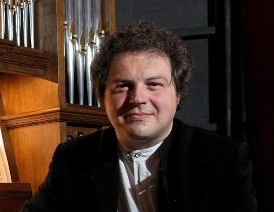 Фестиваль Органной музыки. Андрей Бардин