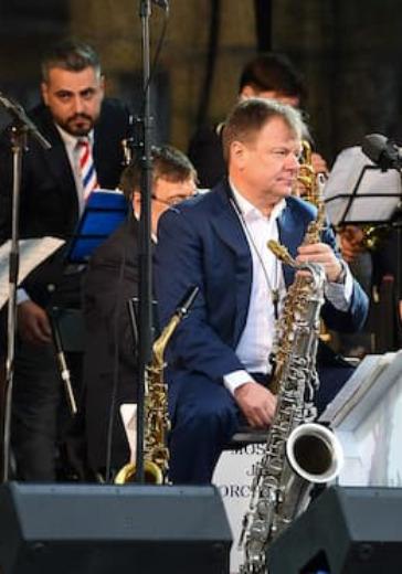 Игорь Бутман и Московский джазовый оркестр logo