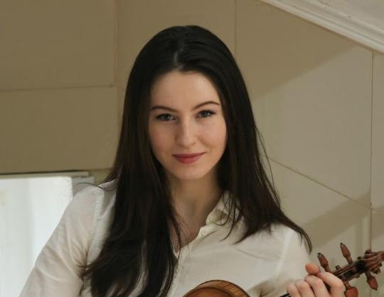 Мария Окунева (скрипка)