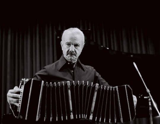 Астор Пьяццолла. Концерт в день 100-летия со дня рождения композитора