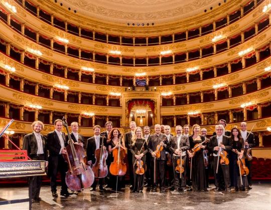 Лука Пизарони, ансамбль «Виртуозы La Scala»