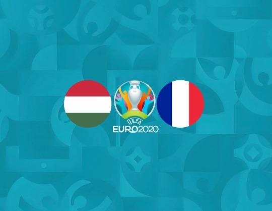 Венгрия - Франция, Евро-2020, Группа F