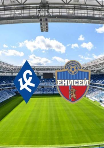 Крылья Советов - Енисей  logo