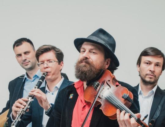Ансамбль «Добраночь». Балканская и еврейская народная музыка