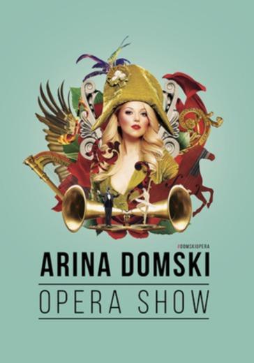 Arina Domski  logo