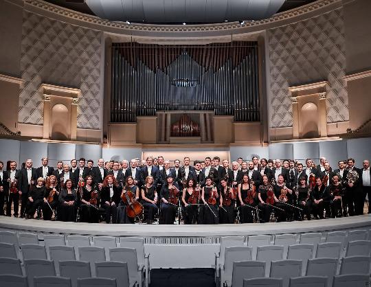 Российский национальный оркестр, Сергей Крылов