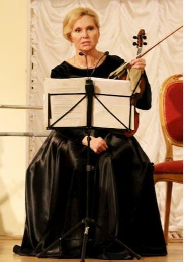 Татьяна Гринденко (скрипка). Ансамбль «Академия старинной музыки» logo