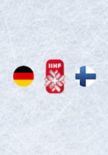Чемпионат мира по хоккею 2021: Германия - Финляндия  logo