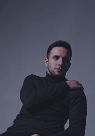 Сергей Сувид в сопровождении струнного квинтета logo