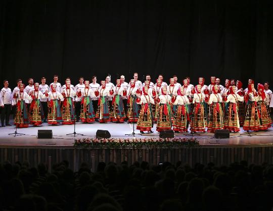 Государственный академический русский народный хор имени М. Е.Пятницкого