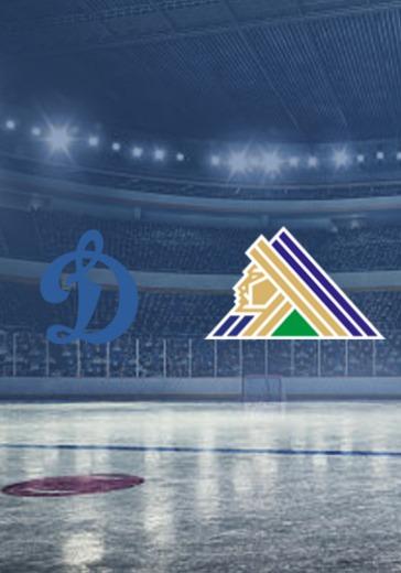 ХК Динамо М - ХК Салават Юлаев logo