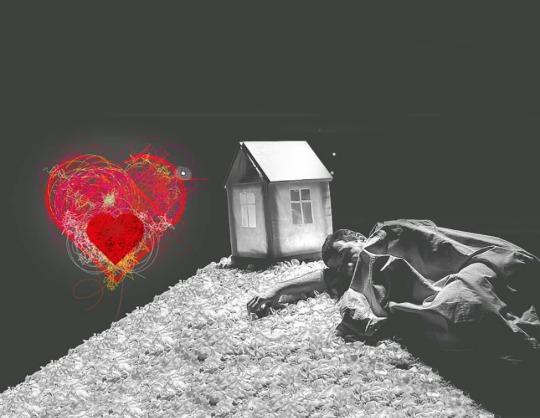Евгений Гришковец. «Шёпот сердца»
