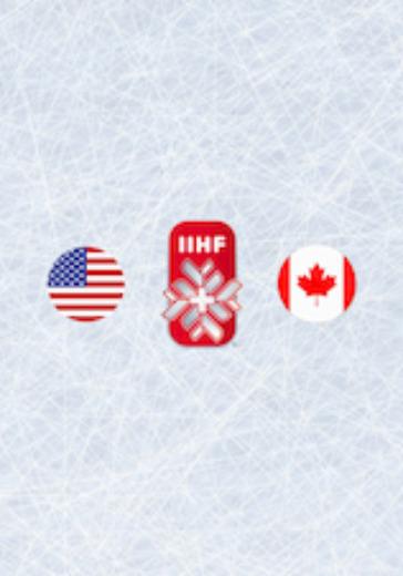Чемпионат мира по хоккею 2021: США - Канада logo