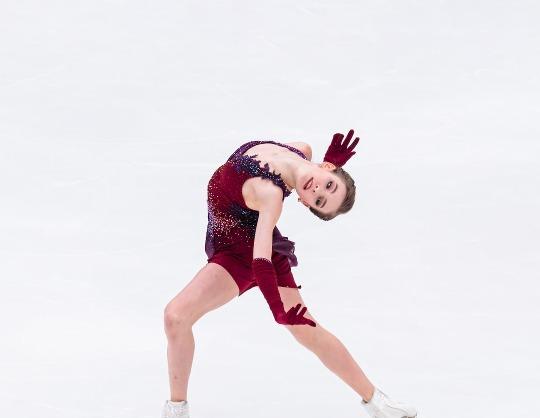 IV этап кубка России по фигурному катанию