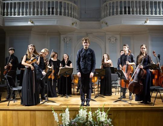 Творческая молодёжь Московской консерватории. Академия русской музыки