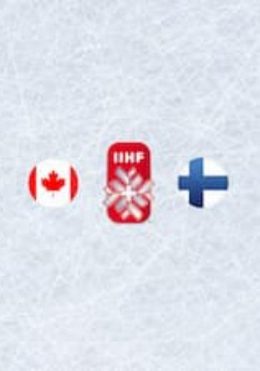 Чемпионат мира по хоккею 2021: Канада -Финляндия logo