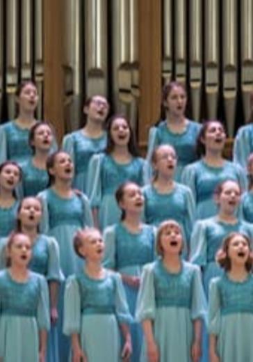 Детская хоровая школа «Весна» logo