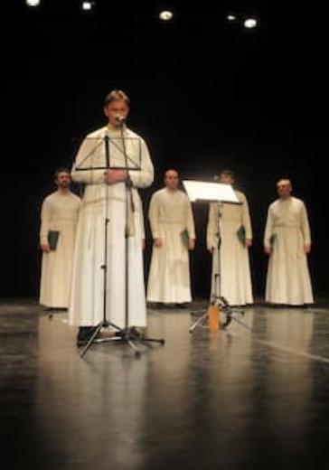 Хор Данилова монастыря. «В начале было слово» logo