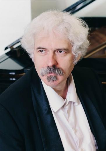 Михаил Лидский (фортепиано). Рахманинов logo