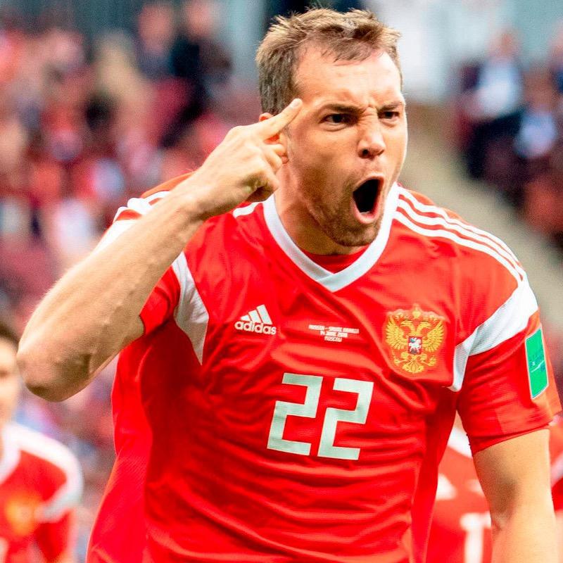 Киркоров, Малахов, Гарик Мартиросян,Тимати и Бузова поздравили сборную России с победой