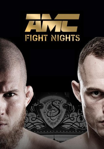 AMC Fight Nights 103 logo